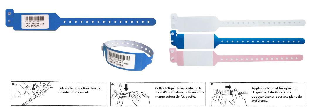 Bracelets PLD enfants