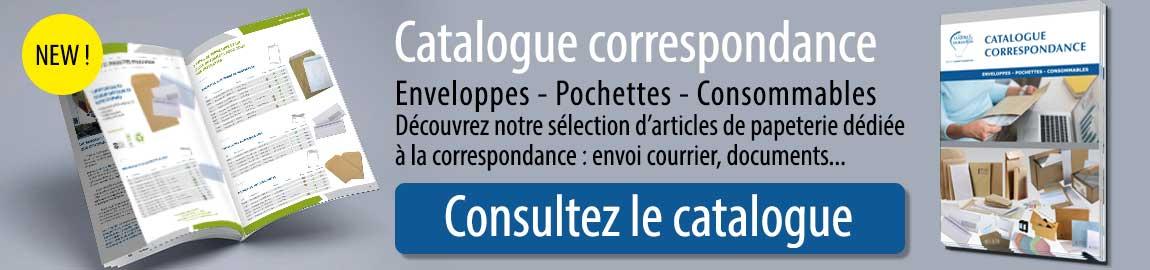 Catalogue correspondance
