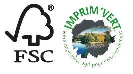 Certifications imprim'vert et FSC